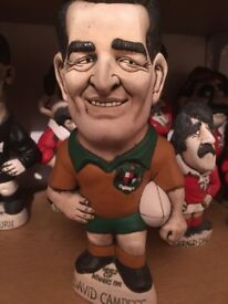 "9"" David Campese Hollow Grogg"