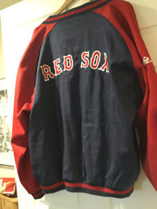 Boston Red Sox lined jacket