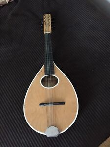 Hand made mandolin