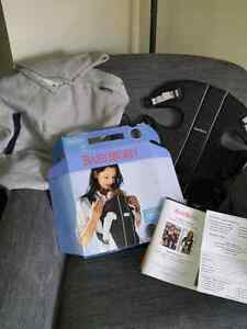 Baby Bjorn Carrier and the Infantino all season Hoodie Kitchener / Waterloo Kitchener Area image 1