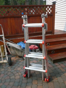 Little Giant 17 Ft Ladder with Extra's