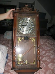 31 Day Pendulum Clock - Gananoque