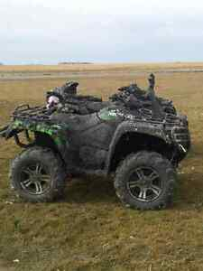 Used 2011 Arctic Cat Mud Pro 700 Limited