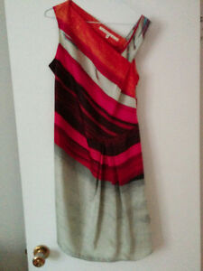 Robe Dress Sunset Size XL 12 - 14 Rachel Roy $100