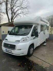 Bessacarr E452 4 Berth fixed bed DIESEL MANUAL 2012/62