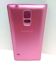 Samsung Galaxy S5 Flip Case - Pink - Brand New in Box