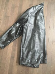 Men's large leather jacket Strathcona County Edmonton Area image 4