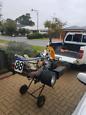 125 rotax dirt kart Warnbro Rockingham Area image 2
