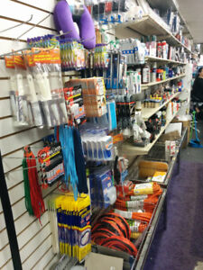 Store Closing - General Merchandise For Sale