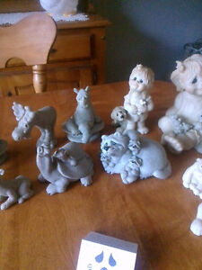 Quarry Critters large assort 14 + selling cherished teddies Boyd London Ontario image 1