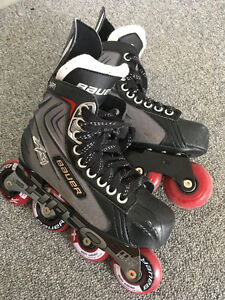 Bauer Youth Size 4 RollerBlades