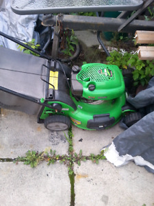 Lawn Boy 4cycle lawnmower  Best offer!
