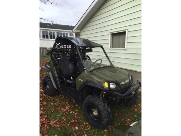 Used 2008 Polaris 800 ranger rzr