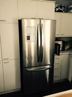 Lg bottom freezer fridgs