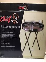 Barbecue grill for outdoor or camping