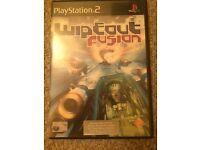 PS2 wipeout fusion