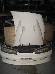 ACURE INTEGRA B18C TYPE R HID NOSE CUT JDM FRONT END CONVERSION