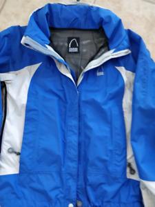 Sierra Designs Ski Jacket- Sz. 8 (med) Blue