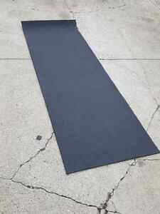 "3/8"" thick exercise flooring - black"