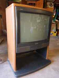Free tv... with remote