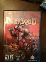 Overlord, rise of legends, crysis pc
