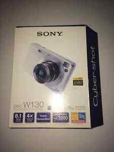 Sony Cybershot DSC-W130 Digital Camera - New in Box!!!