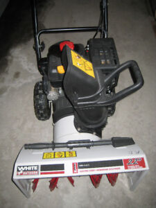 Almost Brand New 2 Stage Snowblower with electric start