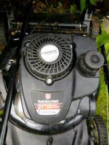 "21"" yardmachine lawn mower"