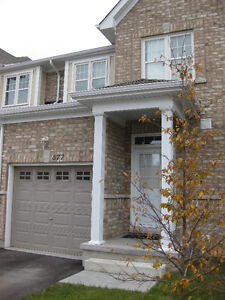 MODERN 3 Bed Townhome with Garage and Backyard