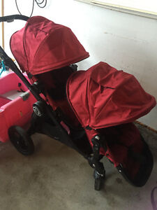 Double City Select Stroller Excellent Condition