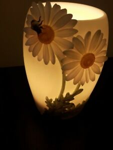 Dainty Spring Themed Lamp