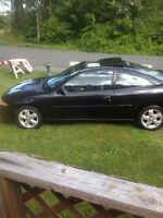 1997 Chevrolet Cavalier premium Coupe (2 door)