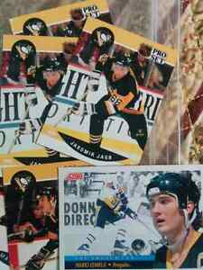 Hockey cards (Pittsburgh)