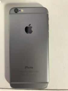 Iphone 6, 64GB, silver- UNLOCK! (works with all the companies)