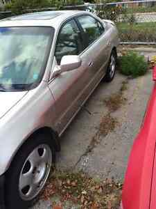 1999 Acura TL Sedan part out