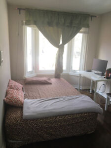 Furnished Room in Yonge and Finch Area. June 1st only for A Lady