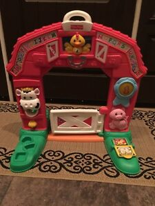 Fisher Price Barn toy