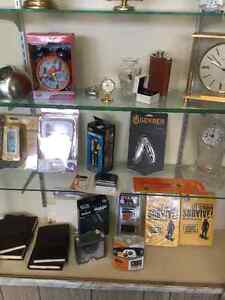 Assorted Outdoors goodies - fishing, hunting, camping - All New