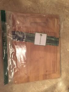 3 piece set of Bamboo Cutting Boards