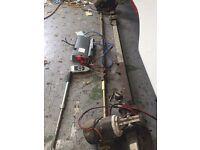 Truma Caravan Motor Mover SPARES OR REPAIRS