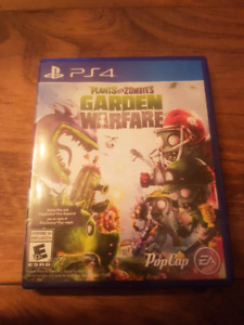 Garden Warfare   jeu de ps4