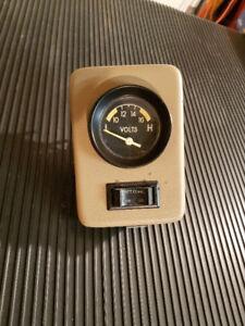 Compteur de voltage pour motorisé LeSharo / Le Sharo / Phaser