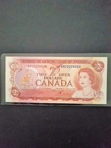 TWO NOTE 1974 MISPRINT