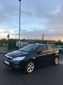 2011 11 Ford Focus 1.6 ( 100ps ) Sport