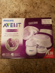 Philips Avent Comfort Breast Pump - Single Electric