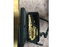 Elkhart saxophone