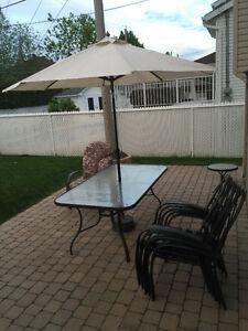 Meubles pour patio