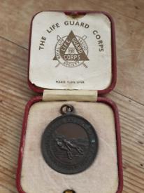 Lifeguard Corps Medal Life Guard