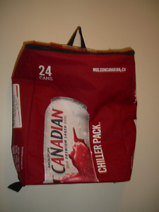 Molson Canadian Beer Insulated Cooler