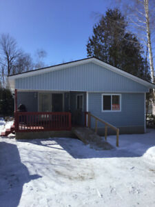 Double wide 2 bedroom modular home for sale